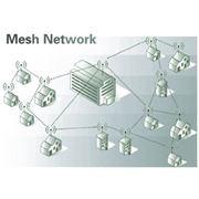 Сеть беспроводная на основе Mesh технологии фото