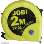 Рулетка 2 м х 19 мм (бытовая) Jobi фото