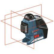 Построитель плоскостей (лазерный нивелир) BOSCH GLL 3-80 P фото