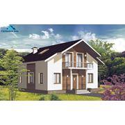 Проект дома номер 1507 фото