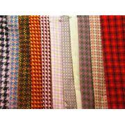 Волокна текстильные фото