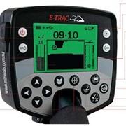 Профессиональный 28-ми частотный металлоискатель E-Trac фото