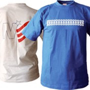 Нанесение изображений на футболки,бейсболки фото