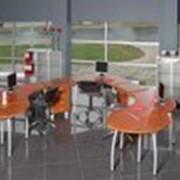 Офисная мебель для персонала, серия Форма фото