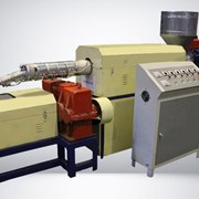 Модернизированный гранулятор под твёрдое сырьё фото