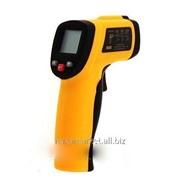 Пирометр (Безконтактный инфокрасный термометр) -50С+ 330C фото