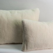 Подушка шерстяная фото