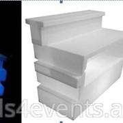 Барная стойка LED-Barstand-03 угловая секция фото