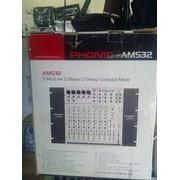 Мікшерний пульт Phonic AM 532 фото