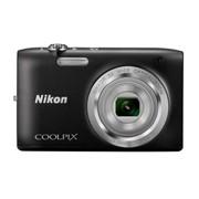 Цифровой фотоаппарат Nikon, S2800, черный фото