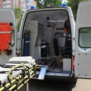 Транспортировка больных с черепно-мозговой травмой с Запорожья в Киев и за границу фото