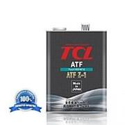 Жидкость для АКПП TCL ATF Z-1 4л фото