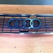 Audi 100 Решетка радиатора без колец 1991-1994 фото