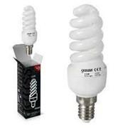 Люминисцентная лампа T2 SPIRAL 220-240V 15W (75Вт) 4200K E27 172215 фото