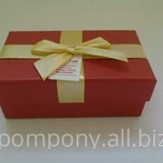 Подарочная коробка 338, размер 15х8,5х5,5 см, вариант 5 фото