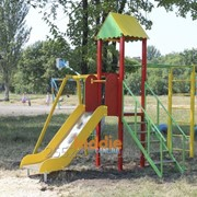 Уличные детские площадки фото