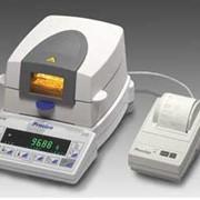 Анализаторы влажности Precisa ХМ 66, Анализаторы влажности фото