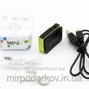 Mp3 плеер Icool в стиле Apple + наушники + кабель + коробка фото