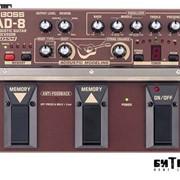 Гитарный процессор Boss AD8 фото