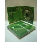 Тиражирование и помощь в дистрибуции компакт дисков фото