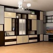 Производство шкафов-купе, кухонной и другой мебели под заказ фото