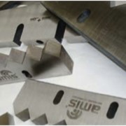 Статорные ножи для шредера и дробилки фото