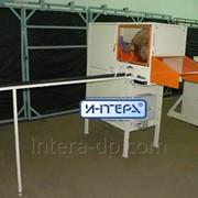 Станок для резки логов туалетной бумаги полуавтоматический фото