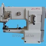 HIGHTEX 7335 (Аналог PFAFF 335) Одноигольная рукавная машина челночного стежка фото
