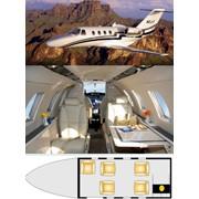 Аренда частного самолета Самолеты частные или бизнес-класса реактивные фото