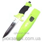 Нож для дайвинга и подводной охоты ss10 фото