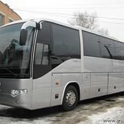 Автобусы пассажирские аэродромные фото