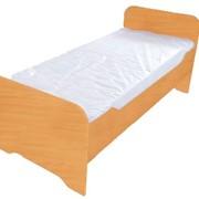 Кровать детская с округлениями Бук фото