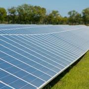 Автономная солнечная электростанция фото