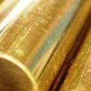 Круг латунный, пруток ф 5 мм ЛС59, Л63 мягкий, твёрдый фото
