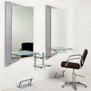 Зеркала для парикмахерских фото
