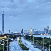 Авиаперевозка грузовая международная в Гуанчжоу (Кантон) фото