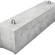 Блок фундаментный ФБС 9-4-6т фото