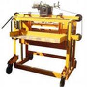 Оборудование для производства цементных блоков фото