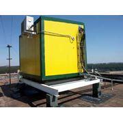 Блок-контейнера для размещения оборудования сотовой связи 60КД (крышный вариант) фото