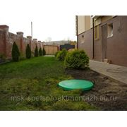 Автономная канализация для загородного дома фото