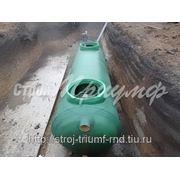 Очистные сооружения сточных вод фото