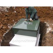 Установка автономной канализации для загородного дома фото