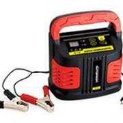 "RUS Цифровое зарядное устройство Autoprofi, ток зарядки от 2 до 12 Амп. Функция ""быстрый старт"", 1/8 фото"