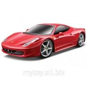Игрушечная машинка Ferrari 458 Italia фото
