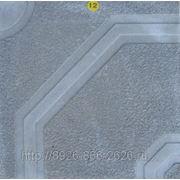 Тротуарная плитка «Фреско» 400*400*50 сер фото