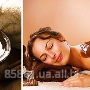 СПА программа Шоколадный релакс, аромосауна, пилинг, обертывание, питание тела, массаж, маска для лица фото