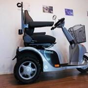 Электрический скутер Solo TS 120 фото