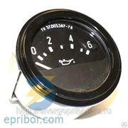 Указатель давления масла (0-6) ЗИЛ-130,-4314,-4319,-43192 (АП) фото