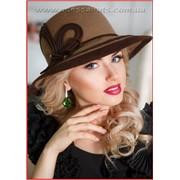 Фетровые шляпы Оливия модель A225-2 фото