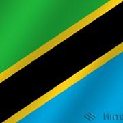 Флаг национальный Танзания фото